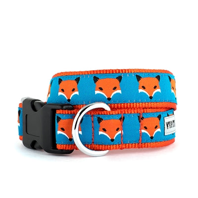 The Worthy Dog Foxy Collar & Lead Collection