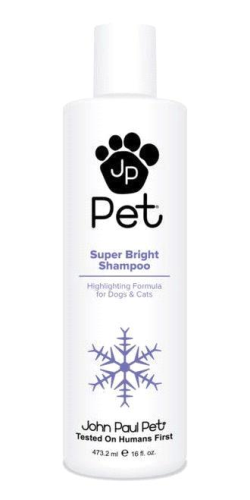 John Paul Pet 16oz Super Bright Shampoo