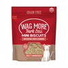 Cloud Star Wag More Bark Less Mini Biscuits 7oz Dog Treat