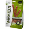 Whimzees Dental Chew Veggie Sausage Small 14.8z Bulk Bag