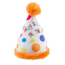 Haute Diggity Dog Happy Birthday Party Plush Toy - Paw Naturals