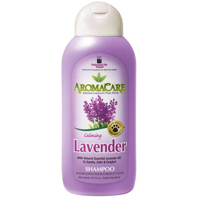 Professional Pet Products Aromacare Calming Lavender Shampoo 13.5oz - Paw Naturals