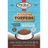 Primal Market Mix with Fresh Product Raw Frozen Toppers for Dogs & Cats 5LB - Paw Naturals