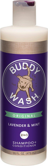 Cloud Star Buddy Wash 2 in 1 Lavender And Mint 16oz Dog Shampoo & Conditioner