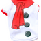 Sparky & Co Christmas Cartoon Snowman Shirt