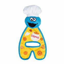 Pet Krewe Sesame Street Cookie Monster Dog Toy