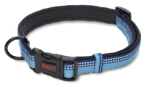 The Company Of Animals Halti Collar Blue Medium