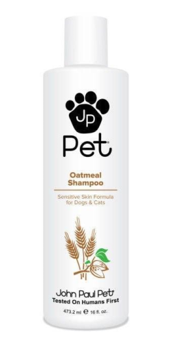 John Paul Pet Oatmeal Shampoo 16oz