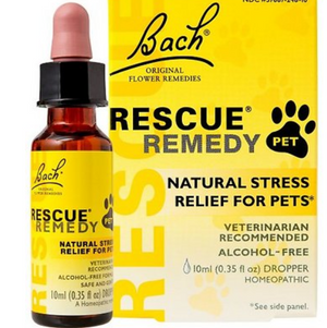 Bach Rescue Remedy For Pets 10ml - Paw Naturals