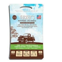 Tucker's Basics Duck & Pumpkin Raw Frozen Dog Food 3lb