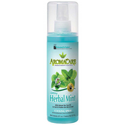 Professional Pet Products AromaCare Cooling Herbal Mint Spray 8oz - Paw Naturals