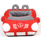 Sparky & Co Red 'Furcedes' Car-Shaped Bed