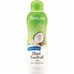 TROPICLEAN COCONUT LIME DOG SHAMPOO