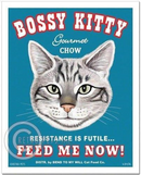 Retropets Bossy Kitty Tabby