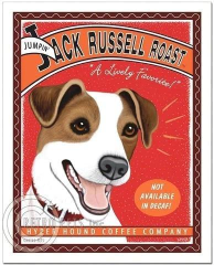 Retropets Jack Russell Roast - Paw Naturals
