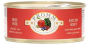 Fromm Beef Pate 5.5oz Canned Cat Food - Paw Naturals