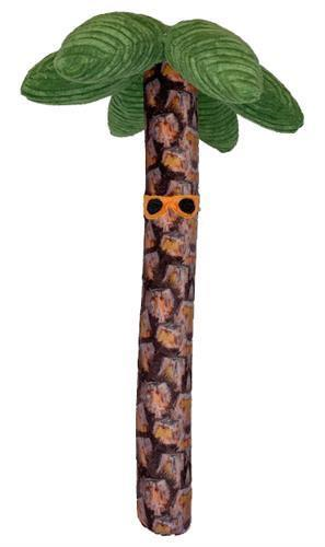 fabdog Palm Cactus Bendy Toy Small - Paw Naturals