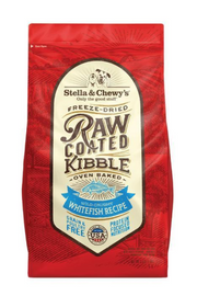 Stella & Chewy's Raw Coated Whitefish Dry Dog Food 22LB - Paw Naturals