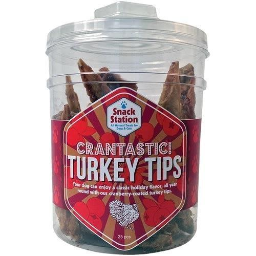 This & That Crantastic Turkey Tips