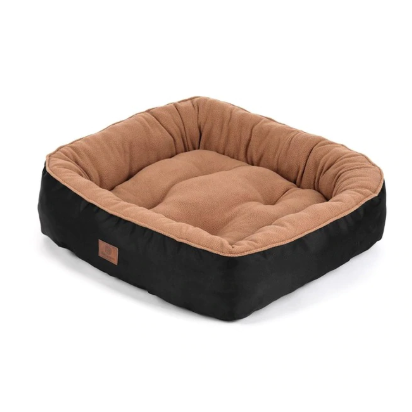 Sparky & Co Oxford Lounge-Style Nylon Cuddle Bed