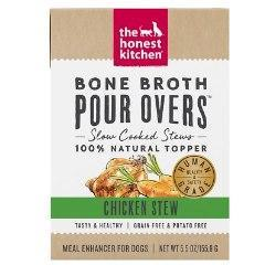 Honest Kitchen Pour Bone Broth Chicken 5.5oz