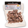 Fresh Is Best Freeze-Dried Duck Heart Bites 3oz - Paw Naturals