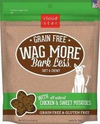 Cloud Star Wag More Soft & Chewy Treats Chicken & Sweet Potato 5oz