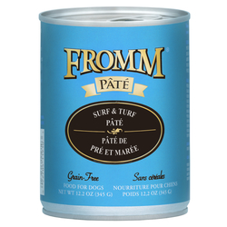 Fromm Surf & Turf Pate Canned Dog Food - Paw Naturals