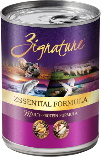 Zignature Zssentials 13oz Canned Dog Food - Paw Naturals