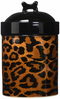 "Petrageous Leopard 8"" Treat Jar"