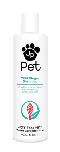 John Paul Pet 16oz Wild Ginger Shampoo