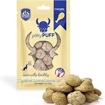 Himalayan Pet Yaky Puff Chicken 2oz Dog Treat - Paw Naturals