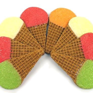 Pawsitively Gourmet Sorbet Cones Bakery Treat - Paw Naturals