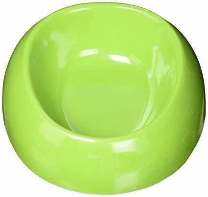 Petrageous Lolipups Easy Lift Bowl Lime Green .5 Cups