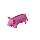 Duraforce Pig Pink Dog Toy