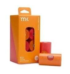 Modern Kanine Poop Bags 160ct Orange/Coral