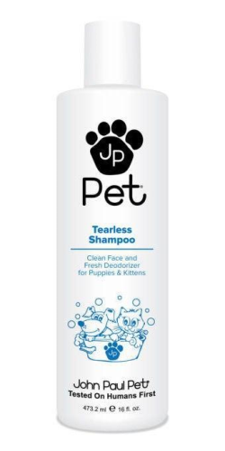 John Paul Tearless Puppy Shampoo 16oz