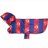 Rc Pets Packable Rain Poncho Nautical - Paw Naturals