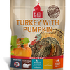 Plato Real Meat Dog Treats Turkey & Pumpkin / 4oz - Paw Naturals