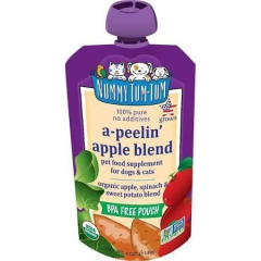 Nummy Tum Tum A Peelin Apple Blend 4oz