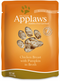 Applaws Pouch Chicken & Asparagus 2.4oz Cat Food