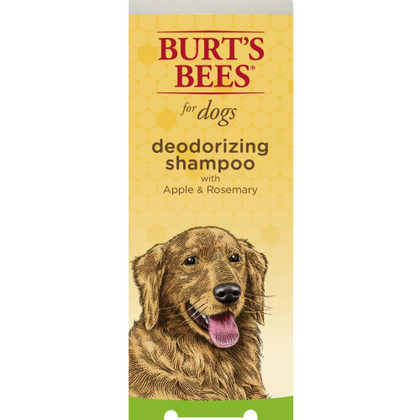 Burt's Bees Deodorizing Shampoo with Apple and Rosemary - Paw Naturals