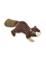 Tall Tails Squeaker Squirrel Brown 12