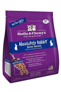 Stella & Chewy's Raw Frozen Cat Food Rabbit - Paw Naturals