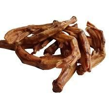 Canine Butcher Shop Chicken Feet Dog Treat - Paw Naturals