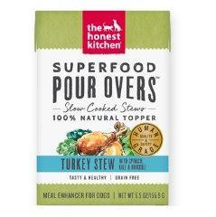 Honest Kitchen Pour Superfood Turkey 5.5oz