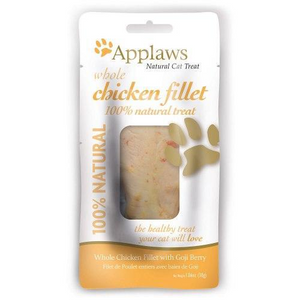 Applaws Loin Chicken & Goji Berry 1.06oz Canned Cat Food
