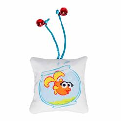 Pet Krewe Sesame Street Elmo Cat Toy