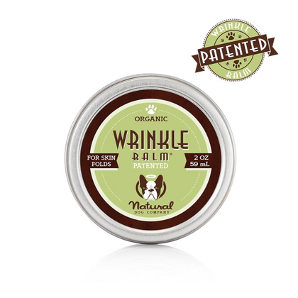Natural Dog Company Wrinkle Balm 0.15 oz Travel Stick - Paw Naturals