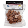 Fresh Is Best Freeze-Dried Beef Heart Medallions 4oz - Paw Naturals
